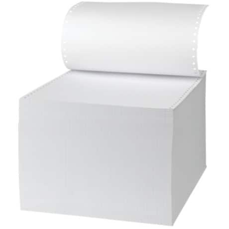 Niceday Listing Paper, 1 Part Plain with Standard vp's, 279 x 241 mm, 70gsm
