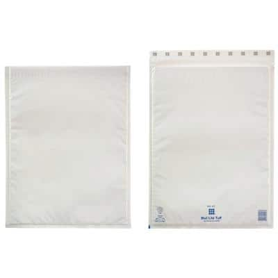 Sealed Air Mailing Bags K/7 79gsm White Plain Peel and Seal 350 x 470 mm 50 Pieces