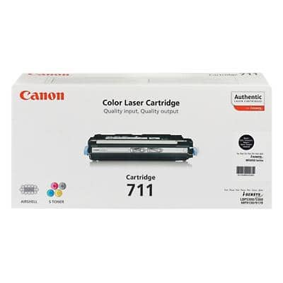 Canon 711 Original Toner Cartridge Black