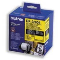 Brother Label Tape DK22606   Yellow