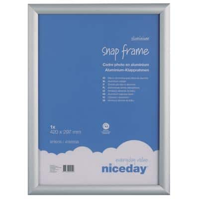 Niceday Snap Frame A3 Grey