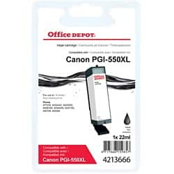 Office Depot Compatible Canon PGI-550XLPGBK Ink Cartridge Black