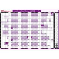 Office Depot Academic Year Planner Academic Unmounted