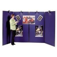 Display Stand Jumbo Blue 1,829 x 914 mm