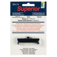 Stewart Superior Ink roller SC74 Black