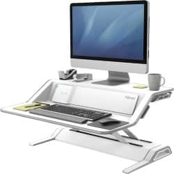 Fellowes Sit-Stand Workstation Lotus DX