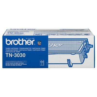 Brother Original TN-3030 Toner Cartridge Black