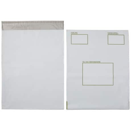 PostSafe Envelope c3 300gsm White peel and seal 100 pieces