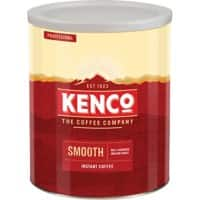 Kenco Really Smooth Instant Coffee 750 g Tin