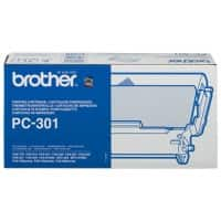 Brother Ribbon PC-301 Black