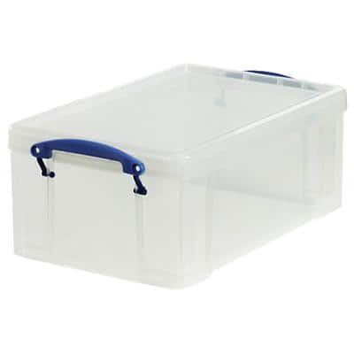 Really Useful Box Plastic Storage 9 Litre  255 x 395 x 155 mm