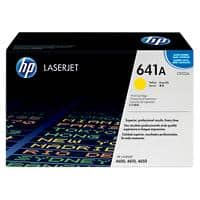 HP 641A Original Toner Cartridge C9722A Yellow