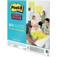 Post-it Super Sticky Notes 55.8 x 55.8 cm Green 95gsm 55.8 x 55.8 cm 30 Sheets