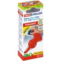 tesa Glue Roller Refill Permanent 8.4 mm x 14 m