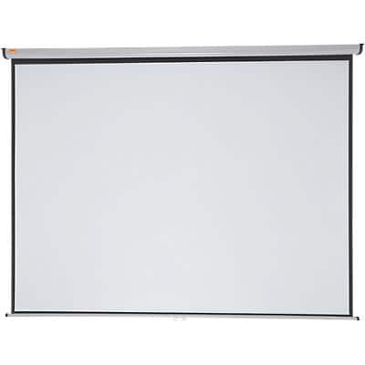Nobo Wall Mounted Projection Screen 1902394 240 x 181.3cm