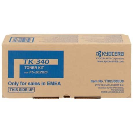 Kyocera TK-340 Original Toner Cartridge Black