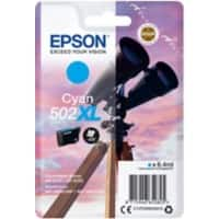Epson 502XL Original Ink Cartridge C13T02W24010 Cyan