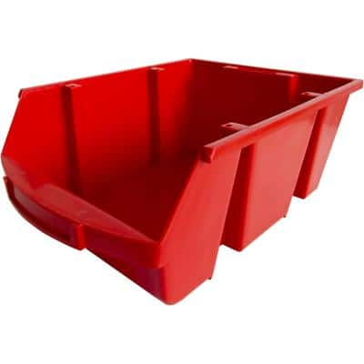 Viso Storage Bin SPACY5R Red 30 x 45.5 x 17.5 cm