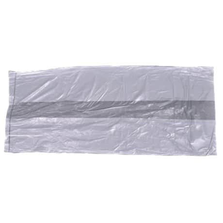 Clear Sacks Swing Bin Medium Weight 330 x 584 x 762 (13 x 23 x 30) Box 1000