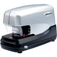Rexel Electric Stapler 2102 70 Sheets Black, Silver
