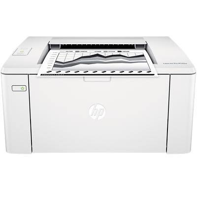 HP LaserJet Pro M102W A4 Mono Printer with Wireless Printing