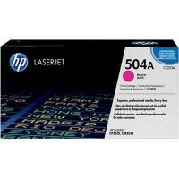 HP 504A Original Toner Cartridge CE253A Magenta