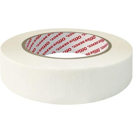 Niceday Masking Tape 25 mm x 50 m White