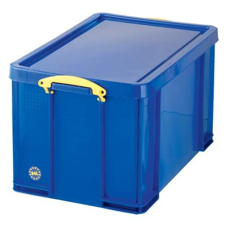 Really Useful Box Multi Usage Box Blue 84 L