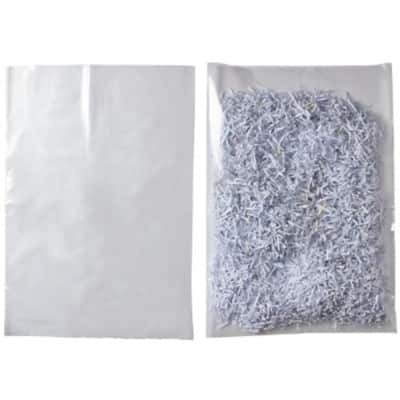 Polythene Bags Transparent 457 x 610 mm 100 Pieces