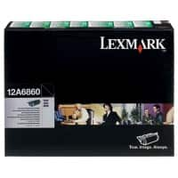 Lexmark 12A6860 Original Toner Cartridge Black