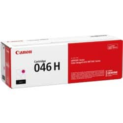 Canon 046 H Original Toner Cartridge Magenta