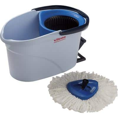 Vileda Cleaning Set UltraSpin Mini Blue