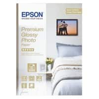 Epson C13S042155 Photo Paper Glossy A4 255gsm White 15 Sheets