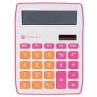 Foray Generation Desktop Calculator Pink