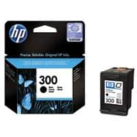 HP 300 Original Ink Cartridge CC640EE Black