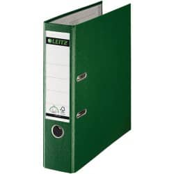 Leitz 180° Lever Arch File A4 2 ring 80 mm Green