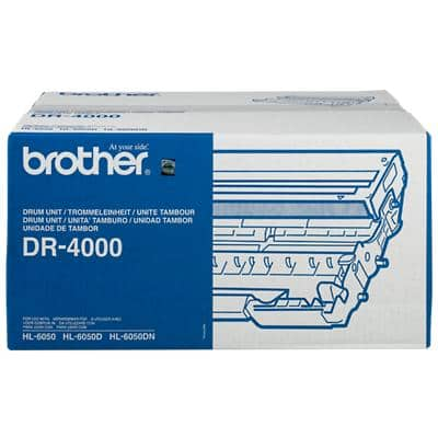 Brother DR-4000 Original Drum Black