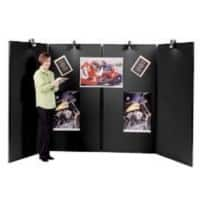 Display Stand Jumbo Black 1,829 x 914 mm