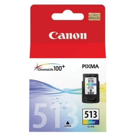 Canon CL-513 Original Ink Cartridge Cyan, Magenta, Yellow
