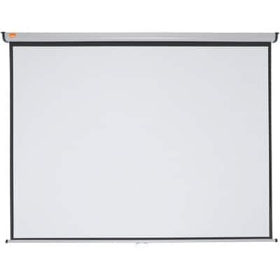 Nobo Projector Screen Wall Mounted White 195 x 146.3 cm
