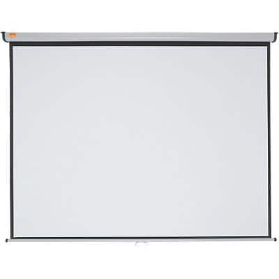 Nobo Wall Mounted Projection Screen 1902393 200 x 151.3 cm
