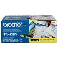 Brother TN-135Y Original Toner Cartridge Yellow