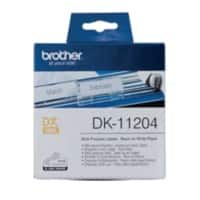 Brother Multipurpose Labels DK11204 54 x 17 mm White