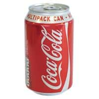 Coca-Cola Soft Drink Can 330ml 24 Pieces