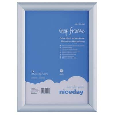Niceday Snap Frame A4 Grey 210 x 297 mm
