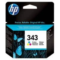 HP 343 Original Ink Cartridge C8766EE 3 Colours