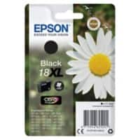 Epson 18XL Original Ink Cartridge C13T18114022 Black