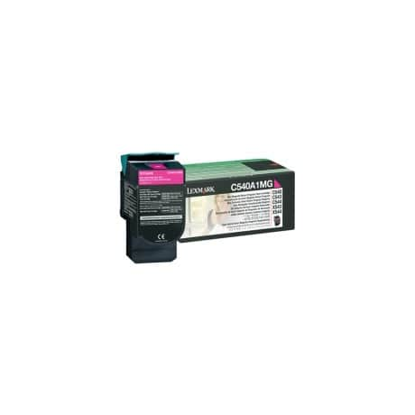 Lexmark C540A1MG Original Toner Cartridge Magenta
