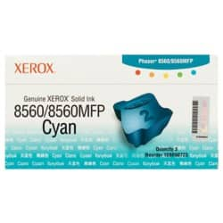 Xerox 108R00723 Original Solid Ink Stick Cyan 3 pieces