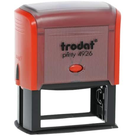 Trodat Self Inking 72 x 35 mm Stamp Up To 8 lines